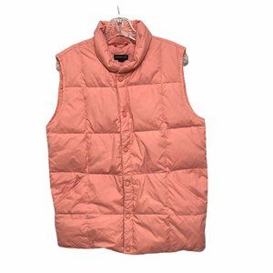 L.L. Bean Down Puffer Vest
